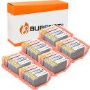 Bubprint 30 Druckerpatronen kompatibel für Canon...