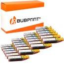 Bubprint 24 Druckerpatronen kompatibel für Canon...