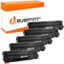 Bubprint 5 Toner kompatibel für HP CF279A black...