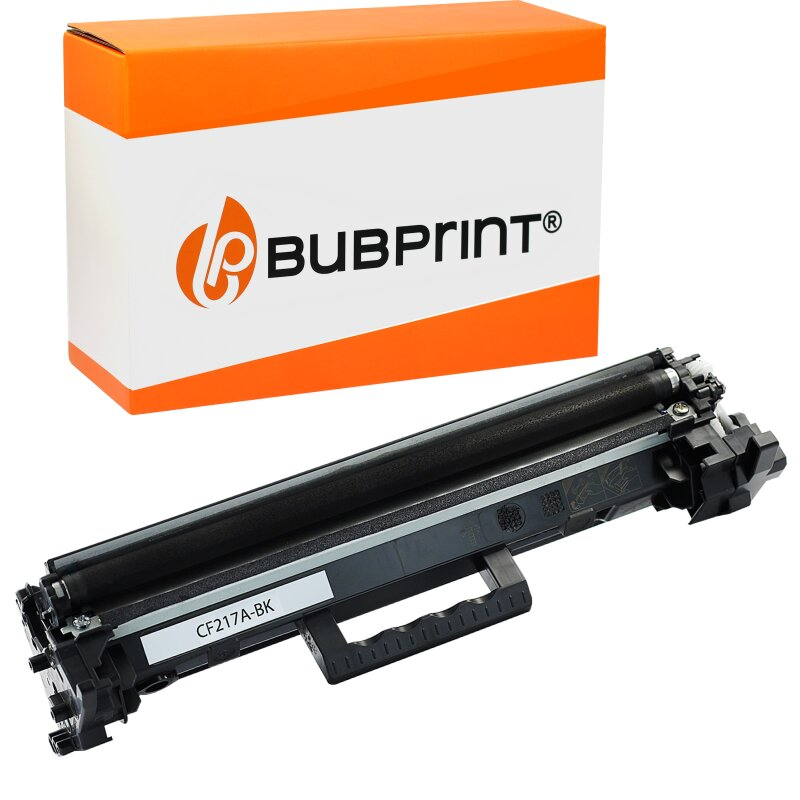 Bubprint Toner kompatibel für HP CF217A black HP LaserJet Pro M 102a HP LaserJet Pro M102 Series