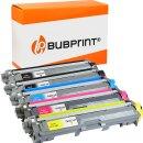 Bubprint 5 Toner kompatibel für Brother TN-241...