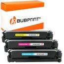 Bubprint 3 Toner kompatibel für HP CF401X - CF403X...