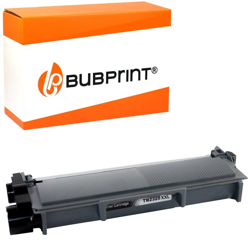Bubprint Toner kompatibel für Brother TN-2320 TN-2310 (10.400S.) XXXL black DCP-L 2500 DCP-L2540