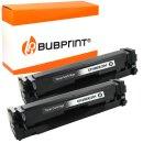 Bubprint 2x Toner kompatibel für HP CF400X  LaserJet...