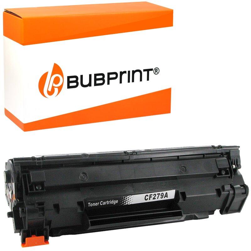 Bubprint Toner kompatibel für HP CF279A black (2500 Seiten) LaserJet Pro M12 M12a M12w M26 M26a M26w