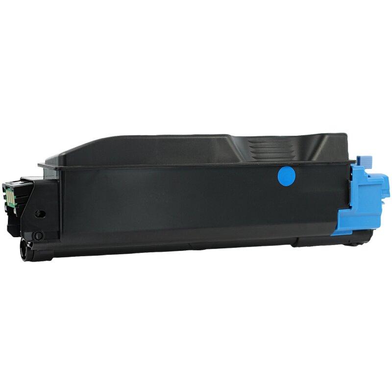 Bubprint Toner kompatibel für Kyocera TK-5140 Cyan Ecosys M 6030 cdn 6530 cdn P 6130 cdn
