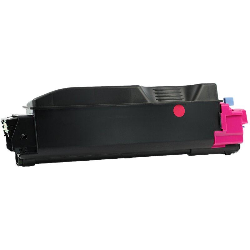 Bubprint Toner kompatibel für Kyocera TK-5140 Magenta Ecosys M 6030 cdn 6530 cdn P 6130 cdn