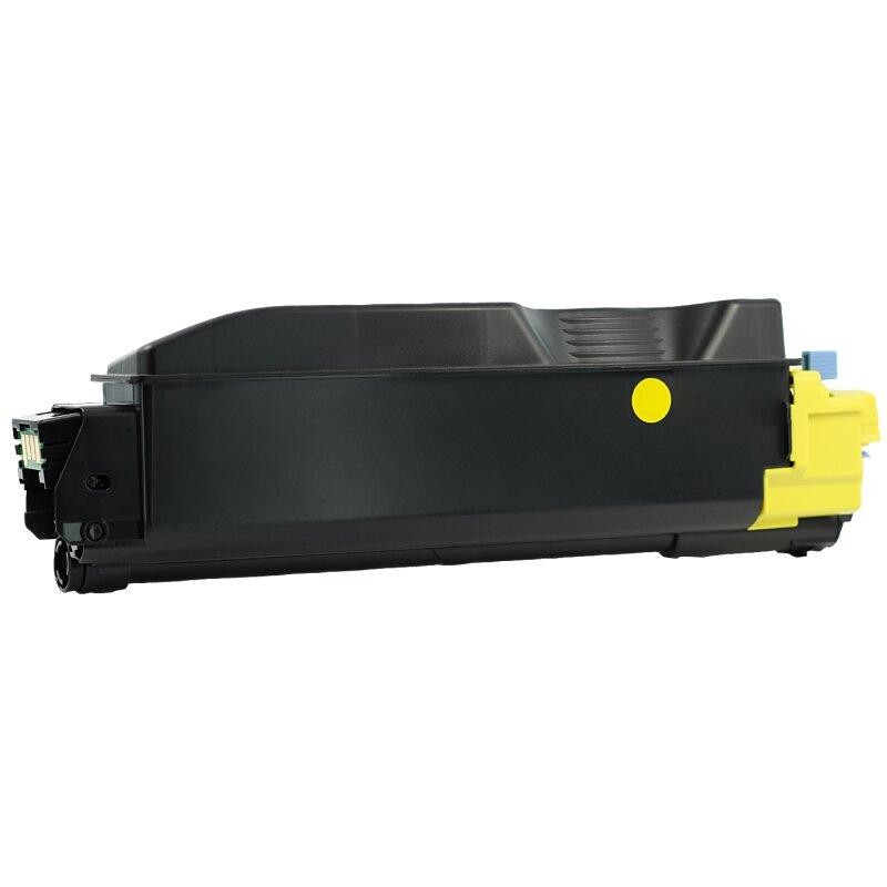 Bubprint Toner kompatibel für Kyocera TK-5140 Gelb Ecosys M 6030 cdn 6530 cdn P 6130 cdn