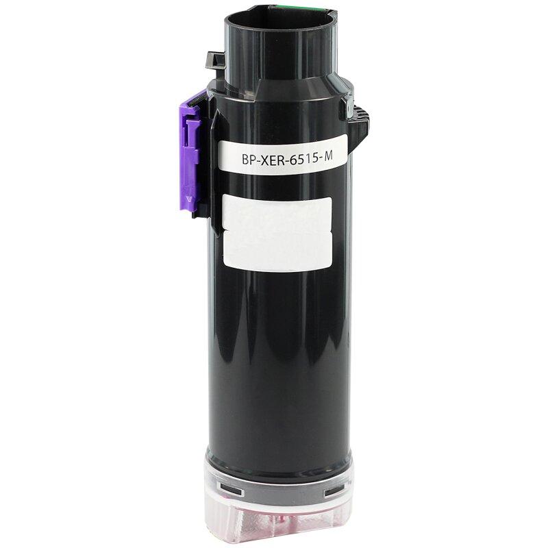 Bubprint Toner kompatibel für Xerox Phaser 6515 magenta WorkCentre 6515DN 6515 6515DNI 6515DNM 6515N Phaser 6510 6510DN 6510DNI 6510DNM 6510N