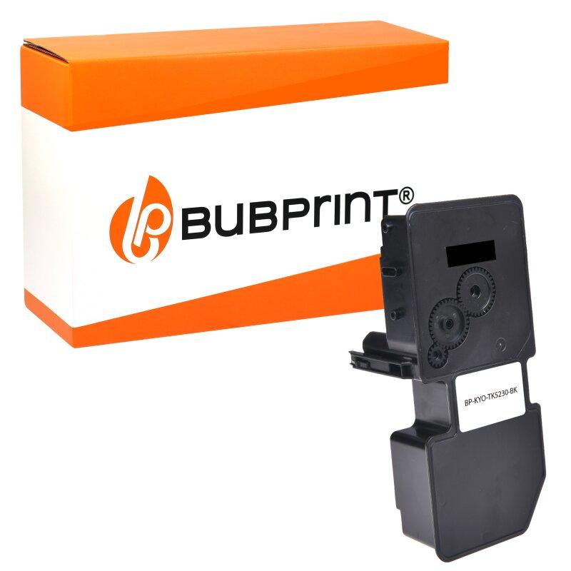 Bubprint Toner kompatibel für Kyocera TK-5230 Schwarz