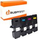 Bubprint 4 Toner kompatibel für Kyocera TK-5230 Set
