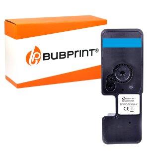Bubprint Toner kompatibel mit Kyocera TK-5240 TK-5240C 1T02R7CNL0 Cyan