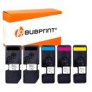 Bubprint 5 x Toner kompatibel mit Kyocera TK-5240 TK 5240...