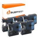 Bubprint EOL 5 Schriftbänder kompatibel für...