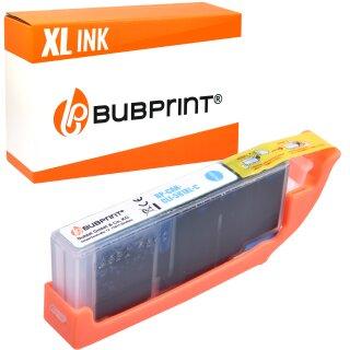 Bubprint Druckerpatrone kompatibel für Canon CLI-581 XL Cyan