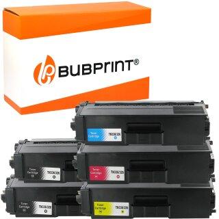 Bubprint 5 Toner Kompatibel für Brother TN-326 MFC-L 8850 CDW HL-L8350CDW HL-L8250CDN MFC-L 8650CDW