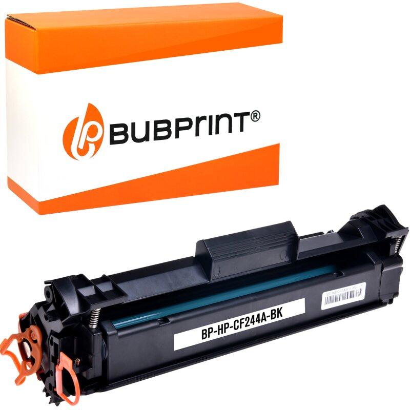 Bubprint Toner kompatibel für HP CF244A 44A Schwarz 1000 Seiten