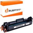 Bubprint Toner kompatibel für HP CF244A 44A Schwarz...