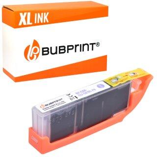 Bubprint Druckerpatrone kompatibel für Canon CLI-581 XL Foto Blau PB