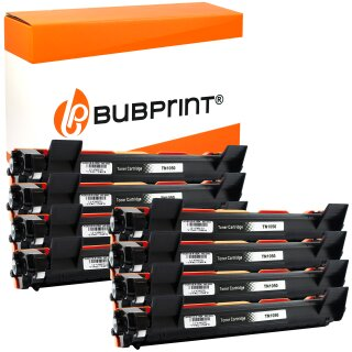 Bubprint 8 Toner XXL kompatibel für Brother TN-1050 HL-1110 DCP-1510 schwarz