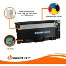 Bubprint 5 Toner kompatibel für Samsung CLT-404S black cyan magenta yellow Xpress C430 C480