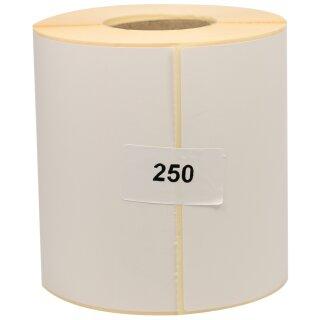 Versandlabel Etiketten Rolle kompatibel für Zebra 103x199 ECO 250 Label pro Rolle
