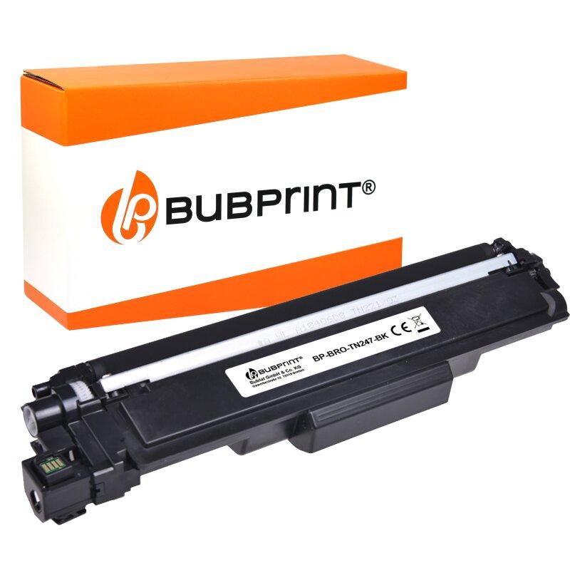 Bubprint Toner kompatibel für Brother TN-247 Schwarz