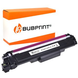 Bubprint Toner kompatibel für Brother TN-247 Magenta