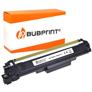 Bubprint Toner kompatibel für Brother TN-247 Gelb