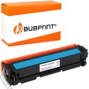 Bubprint Toner kompatibel für Canon 045H Cyan