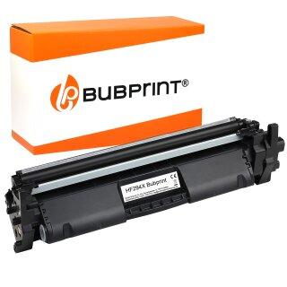 Bubprint Toner kompatibel für HP CF294X Schwarz