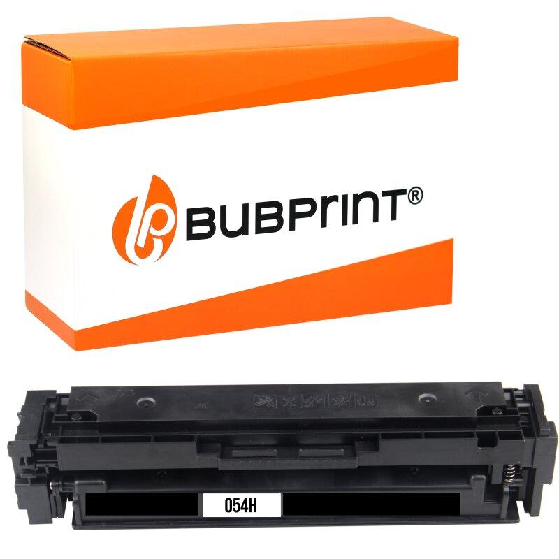 Bubprint Toner kompatibel für Canon 054H Schwarz