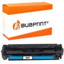 Bubprint Toner kompatibel für Canon 054H Cyan