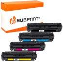 Bubprint 4 Toner kompatibel für Canon 054H